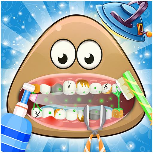 Super Pouu Dentist