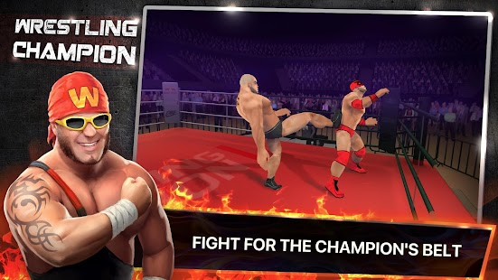 Wrestling Champion 3D - náhled