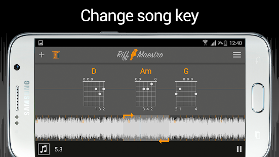 Riff Maestro Screenshot