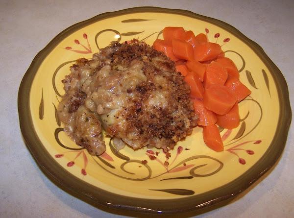 Easy Stuffed Pork Chops Recipe