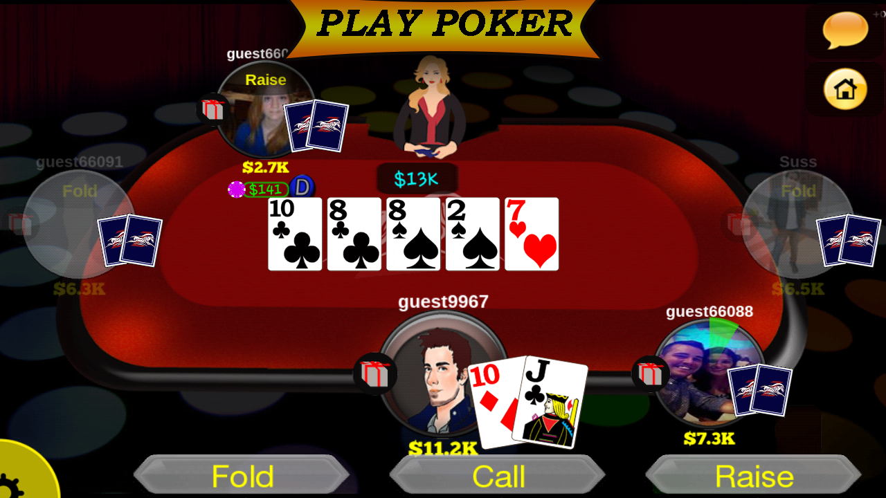 poker texas offline
