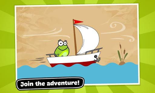 Tap the Frog: Doodle screenshot 3