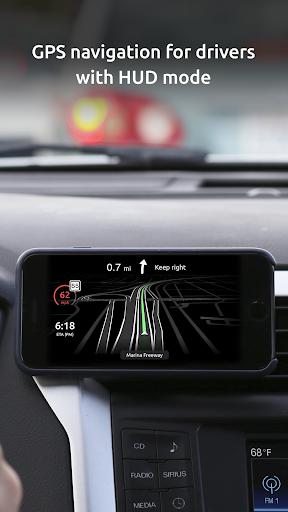 HUDWAY Go — GPS Navigation & Maps with HUD - Revenue
