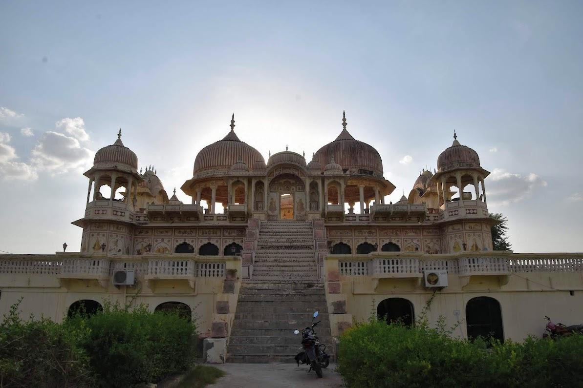 mandawa palace