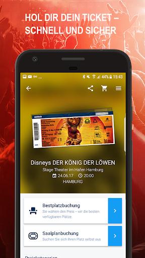 EVENTIM DE screenshot 5