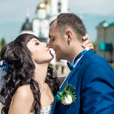 Wedding photographer Kristina Dolgopolova (Dita). Photo of 08.12.2016