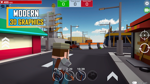 Versus Pixels Battle 3D 1.0.3 screenshots 15