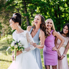Wedding photographer Natasha Zabavina (ZABAVINATASHA174). Photo of 13.02.2017