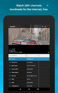 Pluto TV- screenshot thumbnail