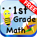 First Grade Math Learning Game icon