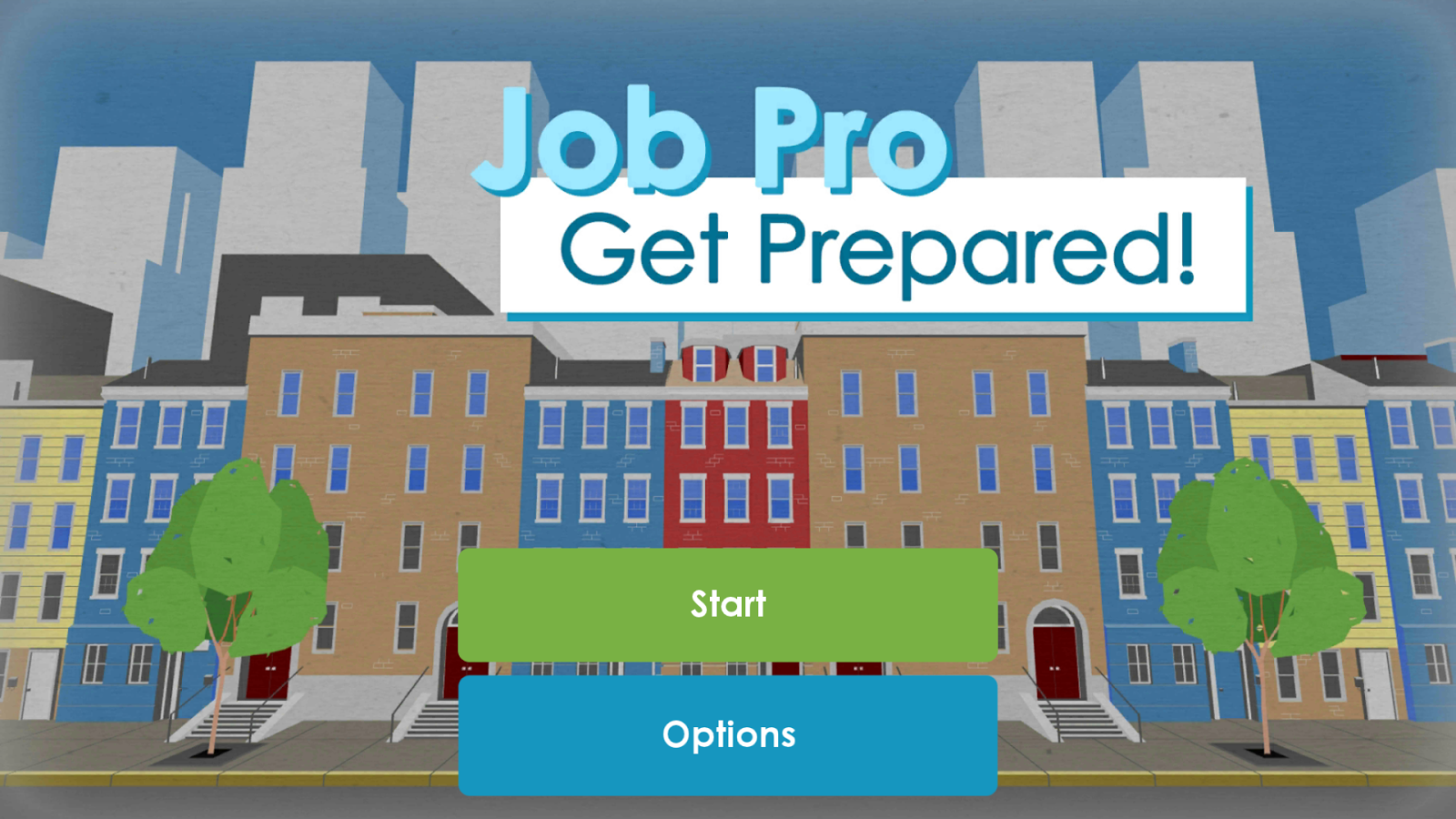 JobPro: Get Prepared!- screenshot