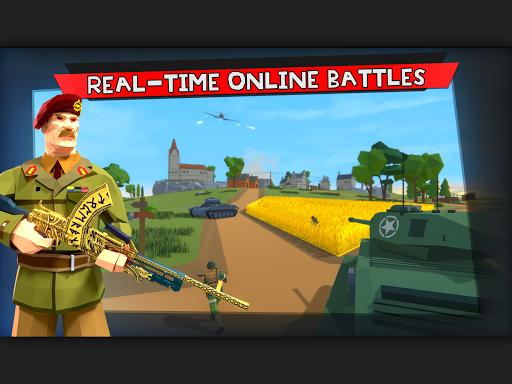 Raidfield 2 - Online WW2 Shooter apkpoly screenshots 7