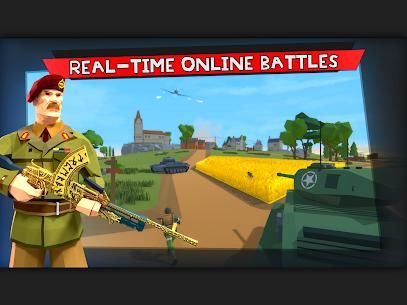 Raidfield 2 – Online WW2 Shooter Mod Apk (Unlimited Bullets) 7