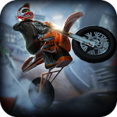 Downhill Super Bike Racing 3D