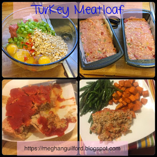 Turkey Meatloaf.