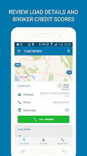 Truckloads Free Load Board Android Apps On Google Play