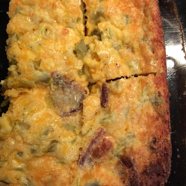 Easy Cheesy Breakfast Casserole Recipe