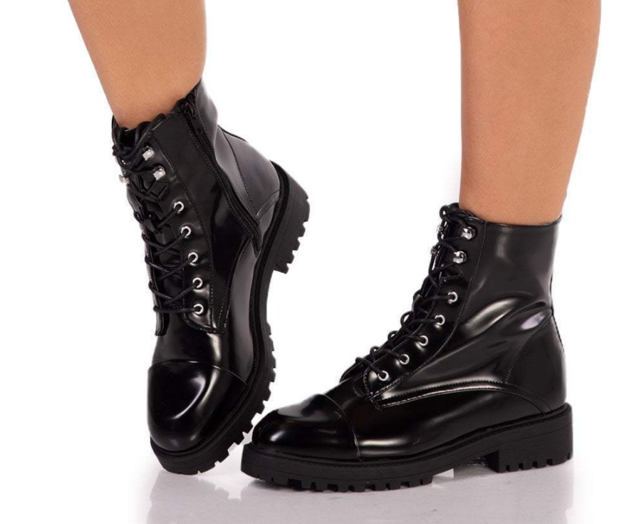 all-types-of-shoes-for-women_army_boots