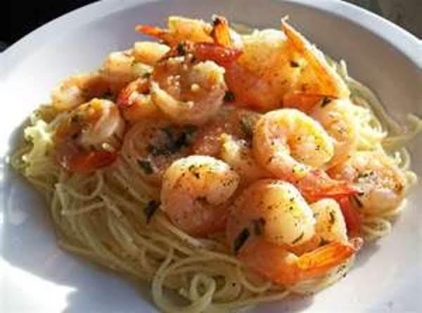 Zesty Shrimp Primavera Recipe
