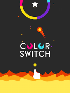 Color Switch MOD Apk (Unlimited Stars) 9