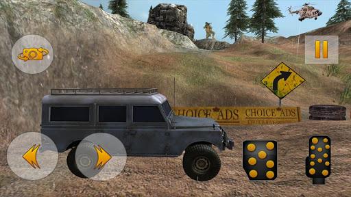 Offroad jeep hill climb:4x4 jeep Adventure 2019 1.0 screenshots 1