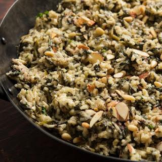 Armenian Cheesy Rice.