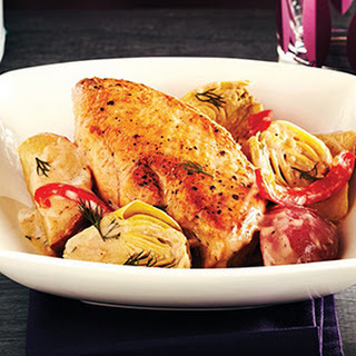 Greek Lemon Chicken And Potatoes Crock Pot Recipes