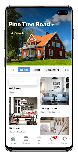 Homer - Everything about your home.  screenshots 1