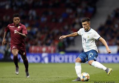 Verdediger Lisandro Martinez trekt deze zomer naar Ajax