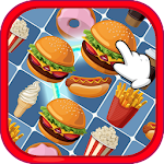 Food Match Game icon