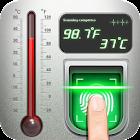 Temperatura corporea Prank icon