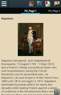 Biography of Napoleon - náhled