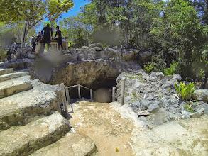 Photo: Entrance to Cenotes