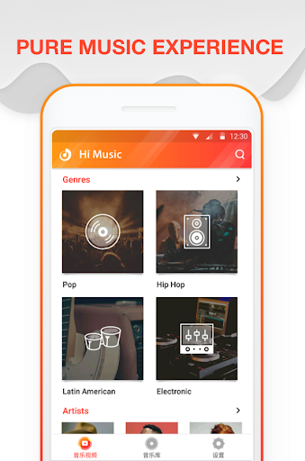 Download Hi Music - Free Music Player & YouTube Music on PC & Mac