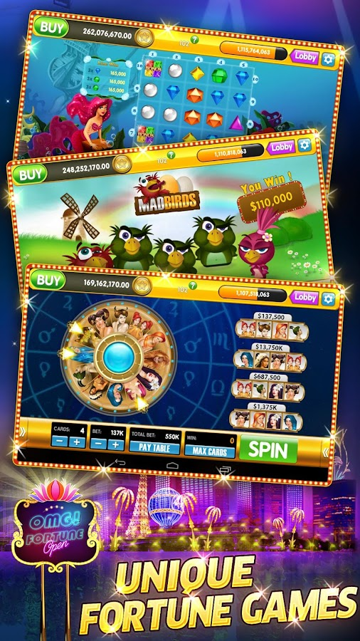 Lust & Fortune Slot Machine - Free to Play Online Demo Game