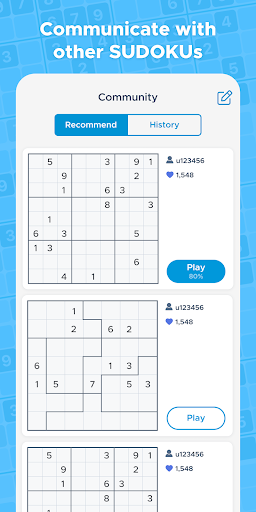 Sudoku Daily - Free Classic Offline Puzzle Game screenshots 2