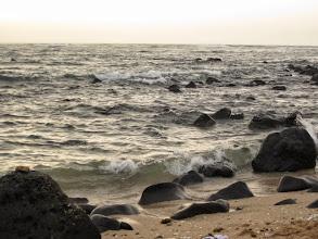 Photo: Rocky beach in Dakar