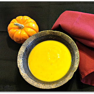 Roasted Harvest Pumpkin Soup