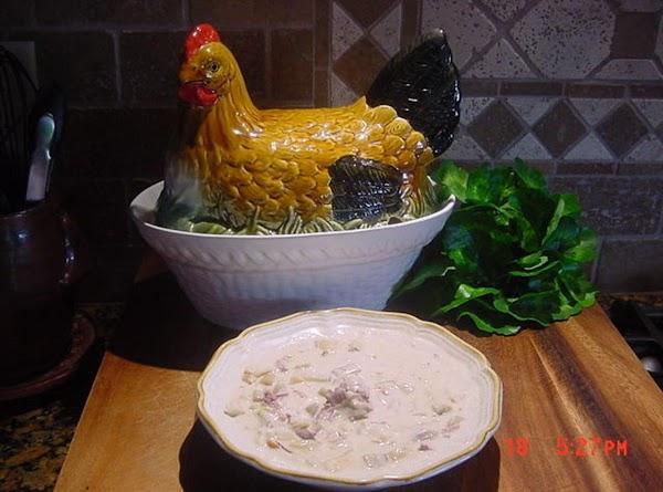 Corned Beef Chowder--bonnie's Recipe