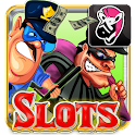Cops and Robbers Slots icon