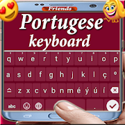 Friends Portuguese Keyboard