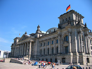 Photo: reichstag building