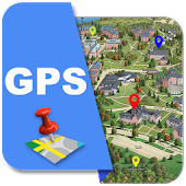 Offline GPS Route Map Voice Navigation & Direction