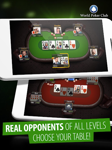 Poker Games: World Poker Club  screenshots 5