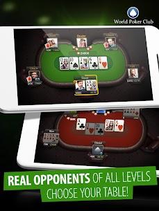Poker Games: World Poker Club 5
