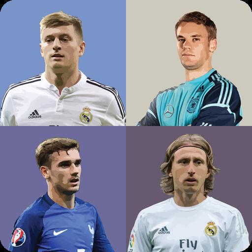 اختبار اسماء لاعبي كرة قدم التطبيقات على Google Play