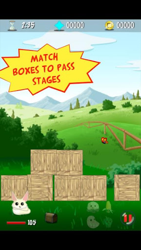 Boxes Adventure Memory Puzzle