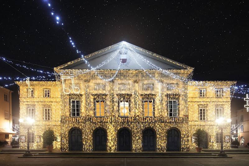 Teatro del Giglio di Simonetti Andrea
