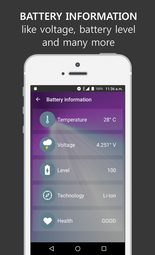 VCharger: Battery Charger- screenshot