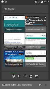 FOSS Browser v5.8 [Lite Mod] APK 1